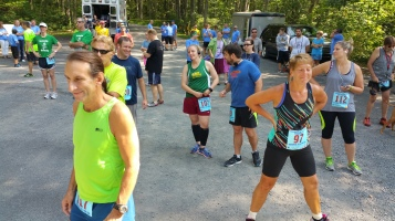 Chris and Kevin Truskey 5K, 10K, Run, Walk, Tuscarora State Park, Barnesville, 8-29-2015 (86)