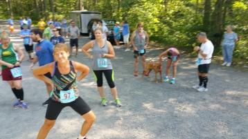 Chris and Kevin Truskey 5K, 10K, Run, Walk, Tuscarora State Park, Barnesville, 8-29-2015 (87)
