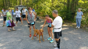 Chris and Kevin Truskey 5K, 10K, Run, Walk, Tuscarora State Park, Barnesville, 8-29-2015 (90)