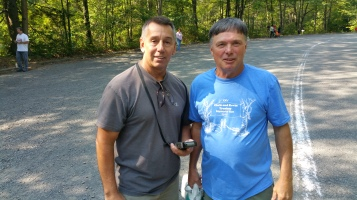 Chris and Kevin Truskey 5K, 10K, Run, Walk, Tuscarora State Park, Barnesville, 8-29-2015 (92)
