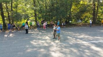 Chris and Kevin Truskey 5K, 10K, Run, Walk, Tuscarora State Park, Barnesville, 8-29-2015 (95)