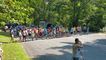 Chris and Kevin Truskey 5K, 10K, Run, Walk, Tuscarora State Park, Barnesville, 8-29-2015 (96)