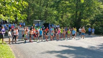 Chris and Kevin Truskey 5K, 10K, Run, Walk, Tuscarora State Park, Barnesville, 8-29-2015 (98)