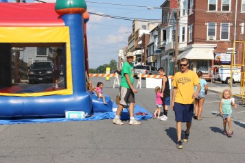 Community Block Party, West Snyder Avenue, Grace Community Church, Lansford (25)