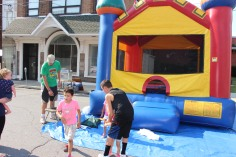 Community Block Party, West Snyder Avenue, Grace Community Church, Lansford (27)
