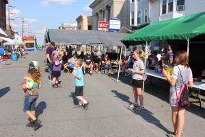 Community Block Party, West Snyder Avenue, Grace Community Church, Lansford (3)