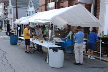 Community Block Party, West Snyder Avenue, Grace Community Church, Lansford (47)