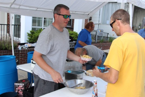 Community Block Party, West Snyder Avenue, Grace Community Church, Lansford (48)