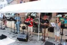 Community Block Party, West Snyder Avenue, Grace Community Church, Lansford (49)