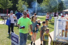 Community Day, Schuylkill United Way, Barefield Complex, Pottsville, 8-14-2015 (2)