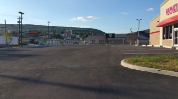 Construction Status, Family Dollar, Tamaqua, 8-28-2015 (14)