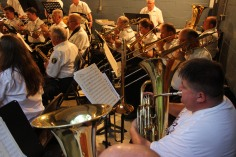 Cresona Band, and Junior Band perform, East End Playground, Tamaqua, 7-29-2015 (100)