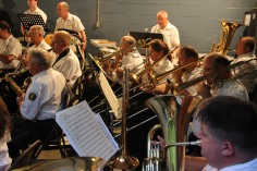 Cresona Band, and Junior Band perform, East End Playground, Tamaqua, 7-29-2015 (102)