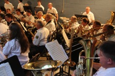 Cresona Band, and Junior Band perform, East End Playground, Tamaqua, 7-29-2015 (103)