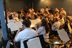 Cresona Band, and Junior Band perform, East End Playground, Tamaqua, 7-29-2015 (106)