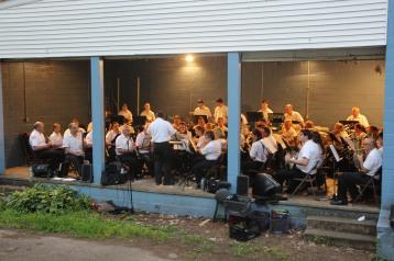 Cresona Band, and Junior Band perform, East End Playground, Tamaqua, 7-29-2015 (111)