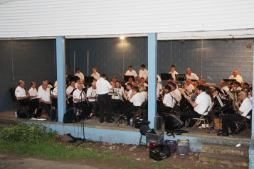 Cresona Band, and Junior Band perform, East End Playground, Tamaqua, 7-29-2015 (112)