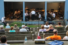 Cresona Band, and Junior Band perform, East End Playground, Tamaqua, 7-29-2015 (25)