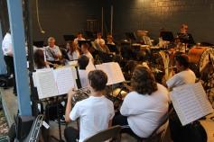 Cresona Band, and Junior Band perform, East End Playground, Tamaqua, 7-29-2015 (34)