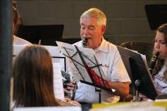 Cresona Band, and Junior Band perform, East End Playground, Tamaqua, 7-29-2015 (35)