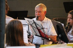 Cresona Band, and Junior Band perform, East End Playground, Tamaqua, 7-29-2015 (35)