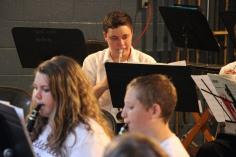 Cresona Band, and Junior Band perform, East End Playground, Tamaqua, 7-29-2015 (38)