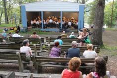 Cresona Band, and Junior Band perform, East End Playground, Tamaqua, 7-29-2015 (46)