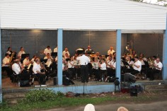 Cresona Band, and Junior Band perform, East End Playground, Tamaqua, 7-29-2015 (50)