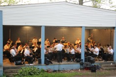 Cresona Band, and Junior Band perform, East End Playground, Tamaqua, 7-29-2015 (51)