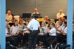 Cresona Band, and Junior Band perform, East End Playground, Tamaqua, 7-29-2015 (52)