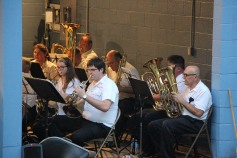 Cresona Band, and Junior Band perform, East End Playground, Tamaqua, 7-29-2015 (53)