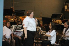 Cresona Band, and Junior Band perform, East End Playground, Tamaqua, 7-29-2015 (6)
