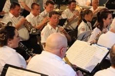 Cresona Band, and Junior Band perform, East End Playground, Tamaqua, 7-29-2015 (67)
