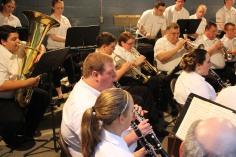 Cresona Band, and Junior Band perform, East End Playground, Tamaqua, 7-29-2015 (72)