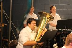 Cresona Band, and Junior Band perform, East End Playground, Tamaqua, 7-29-2015 (73)