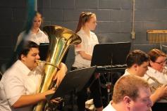 Cresona Band, and Junior Band perform, East End Playground, Tamaqua, 7-29-2015 (74)