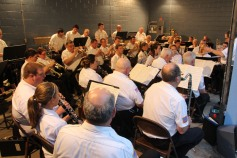 Cresona Band, and Junior Band perform, East End Playground, Tamaqua, 7-29-2015 (76)