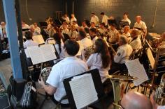 Cresona Band, and Junior Band perform, East End Playground, Tamaqua, 7-29-2015 (80)