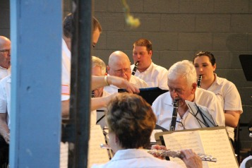 Cresona Band, and Junior Band perform, East End Playground, Tamaqua, 7-29-2015 (86)