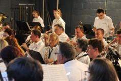 Cresona Band, and Junior Band perform, East End Playground, Tamaqua, 7-29-2015 (90)