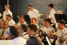 Cresona Band, and Junior Band perform, East End Playground, Tamaqua, 7-29-2015 (93)