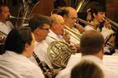 Cressona Band performs, Sheldon Shafer, Weatherwood, Weatherly, 7-27-2015 (118)