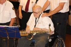 Cressona Band performs, Sheldon Shafer, Weatherwood, Weatherly, 7-27-2015 (146)