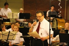 Cressona Band performs, Sheldon Shafer, Weatherwood, Weatherly, 7-27-2015 (171)