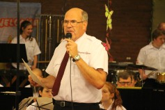 Cressona Band performs, Sheldon Shafer, Weatherwood, Weatherly, 7-27-2015 (52)