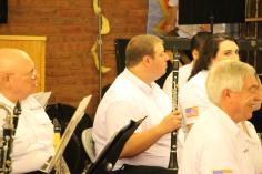 Cressona Band performs, Sheldon Shafer, Weatherwood, Weatherly, 7-27-2015 (64)