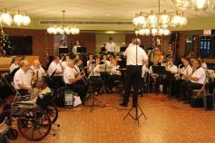Cressona Band performs, Sheldon Shafer, Weatherwood, Weatherly, 7-27-2015 (98)