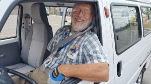 DAV Volunteer, VA Hospital, Wilkes Barre, 8-26-2015 (2)
