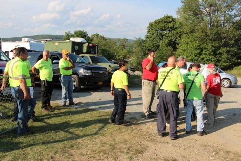 Day 3 of Search for Jesse Rex Farber, Sharp Mountain, Tamaqua, 8-15-2015 (117)