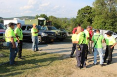 Day 3 of Search for Jesse Rex Farber, Sharp Mountain, Tamaqua, 8-15-2015 (118)
